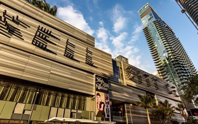 Luxury Retail: Saks Fifth Avenue, Brickell City Centre