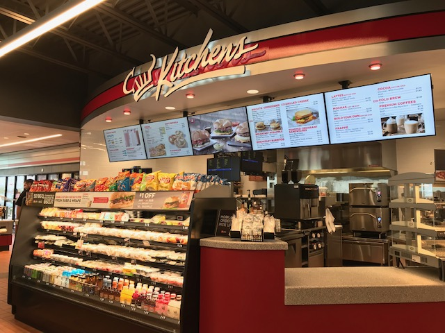 QT at Bryan Rd. at Hwy 70 In O'Fallon, MO has QuikTrip Kitchen