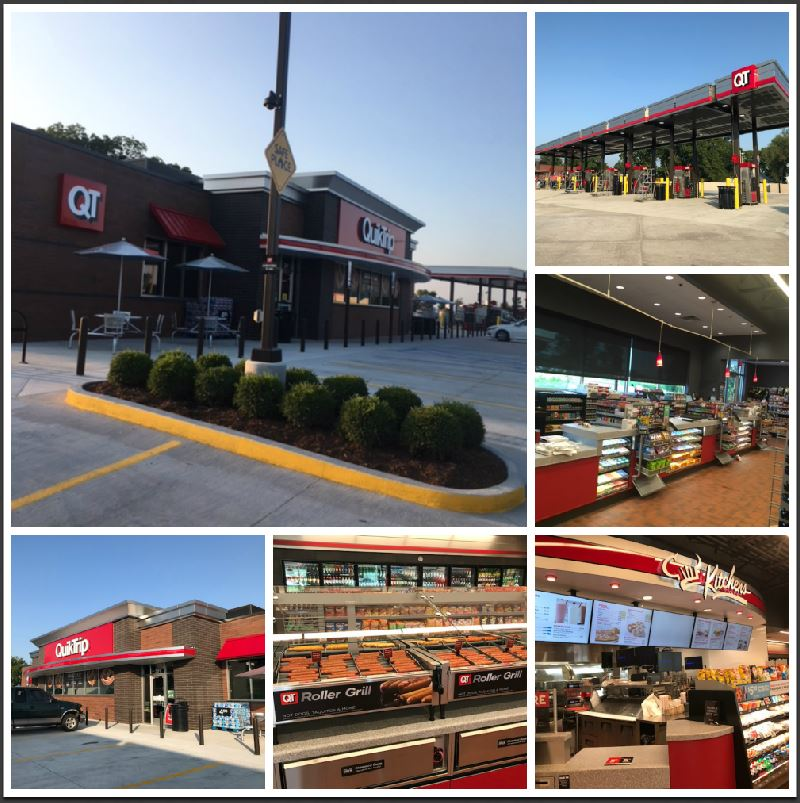 QT 608 Grand Re Opening