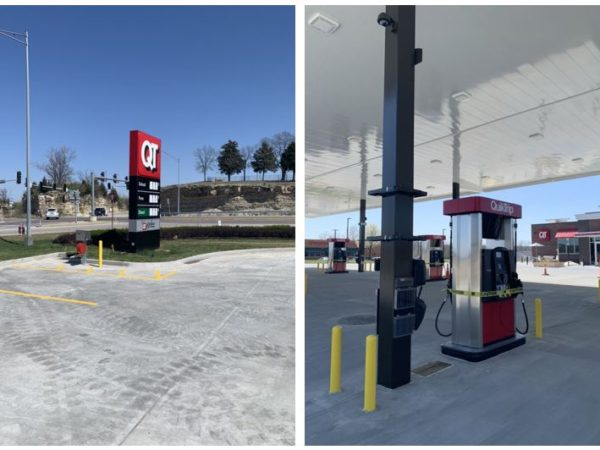 QuikTrip in Eureka, MO almost ready for Grand Opening